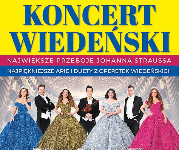 koncert wiedenski